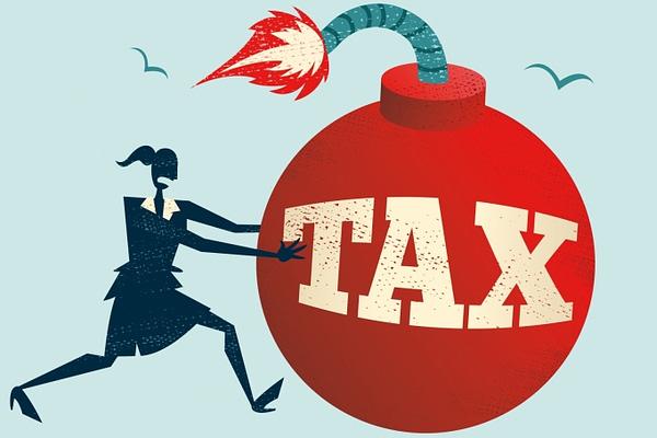 Hidden tax risks of raiding the pension pot