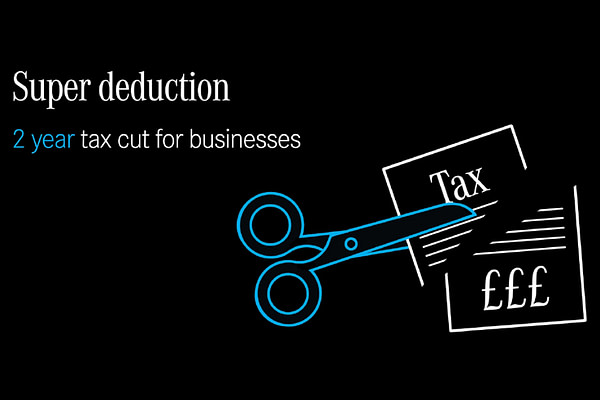130% Super-deduction Capital Allowance on Leased Assets