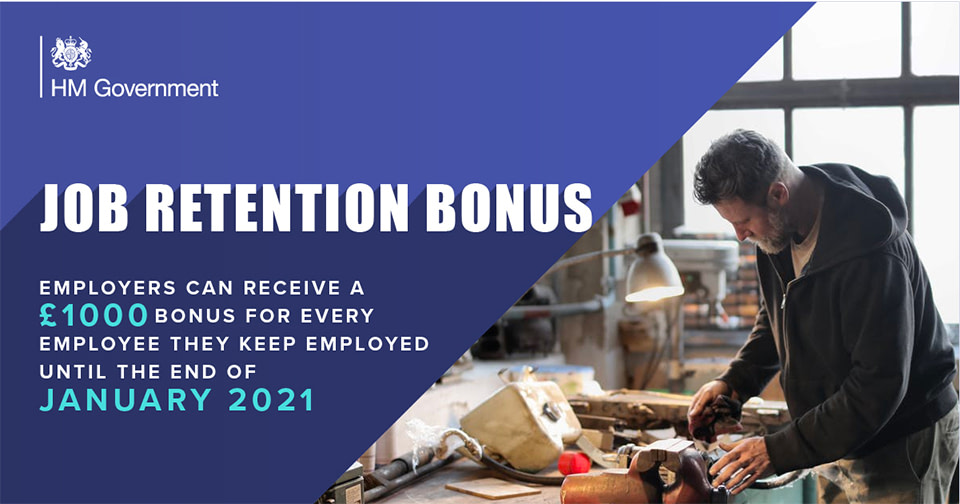 Check If You Can Claim the Job Retention Bonus from 15 February 2021
